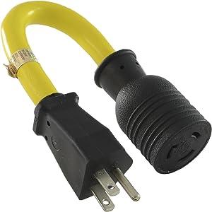 Conntek 1-Feet Generator Adapter