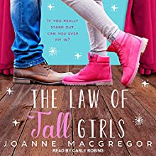 The Law of Tall Girls Audiobook by Joanne Macgregor Narrated by Carly Robins