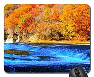 AUTUMN RIVER Mouse Pad, Mousepad (Rivers Mouse Pad)