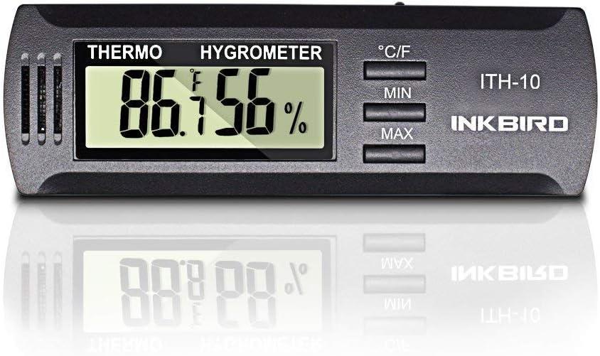 higrómetro y termómetro