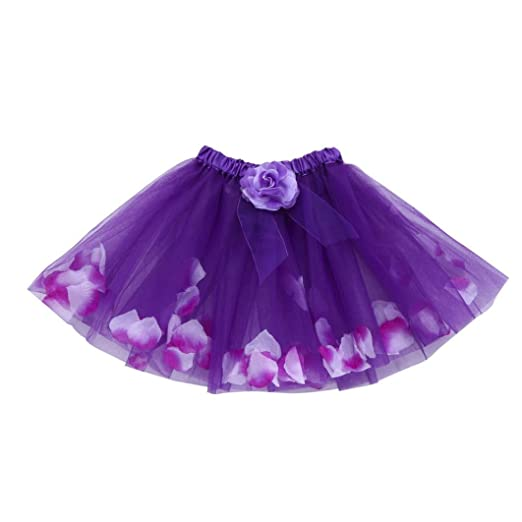 a748cf659325 Amazon.com  Anshinto Baby Girls Tutu Skirts
