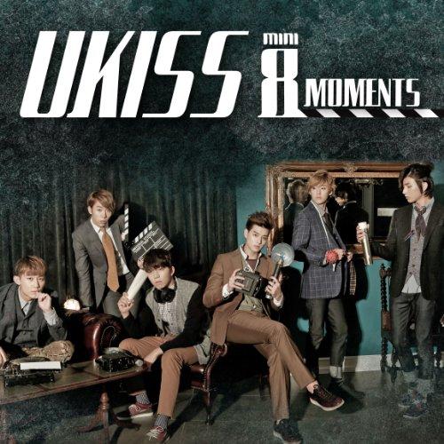 U-Kiss - Moments (8th Mini Album) (Photo Book)