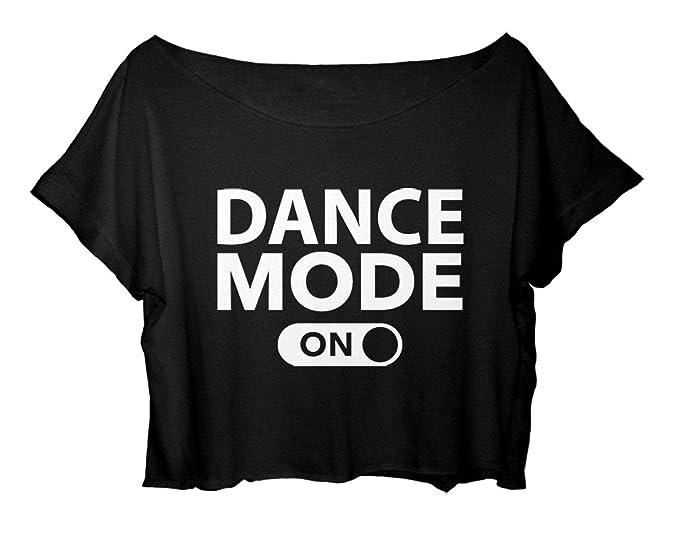 ASA mujeres Top de danza T-Shirt camiseta de cita modo de danza de Ballet