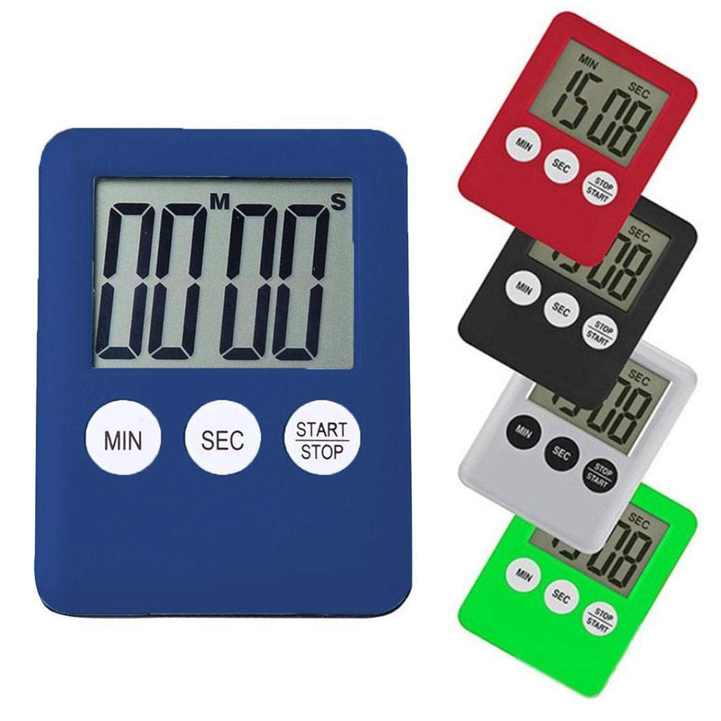 Temporizadores con alarma (5 colores) por sólo 3,99€ usando el #código: 3ELAYWXS