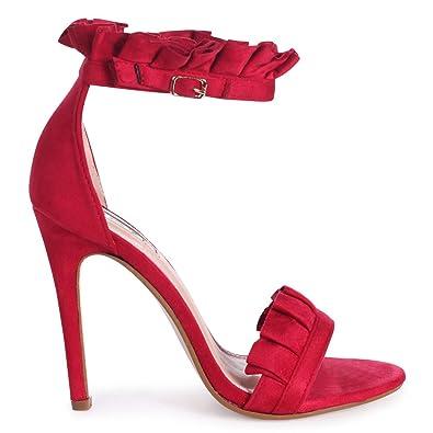 Linzi Damen Pumps Rot Rot, Rot - Rot - Größe  42  Amazon.de  Schuhe ... 5f72abd523