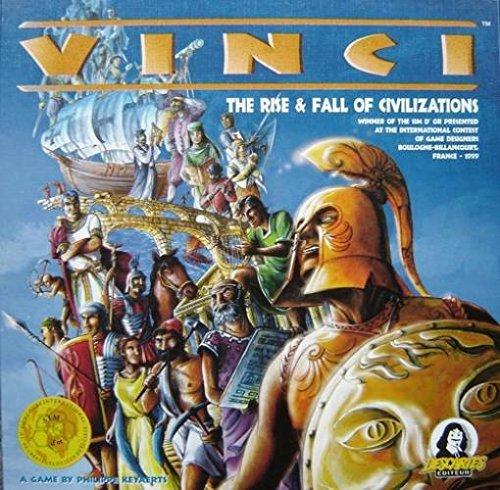 Vinci - The Rise & Fall of Civilizations