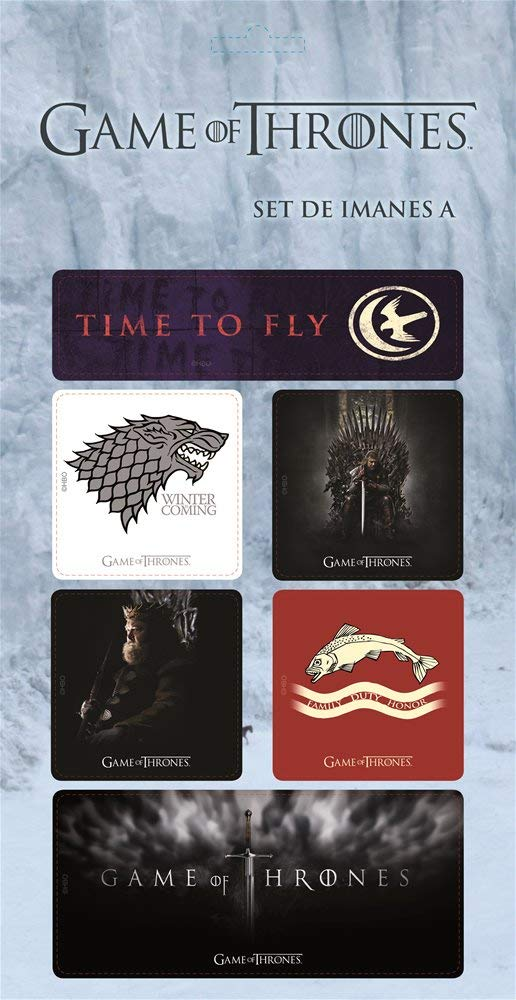 Magnetic Set A SD TOYS Game of Thrones Sdthbo02081