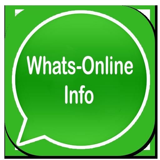 Whats Online Info App
