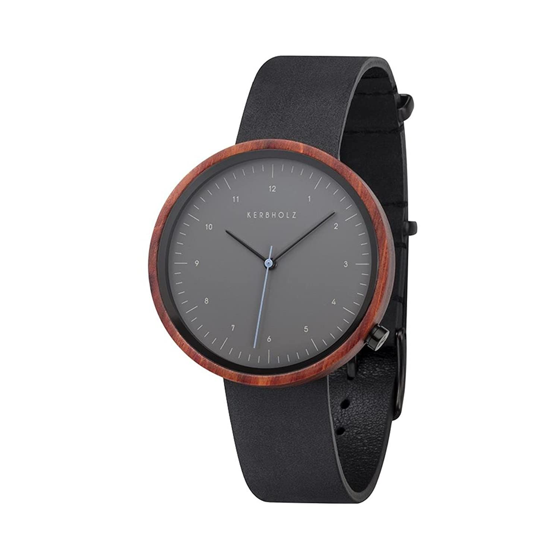 Kerbholz Herren-Armbanduhr 4251240402550