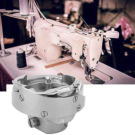 La caja de la bobina del gancho giratorio de costura industrial ...