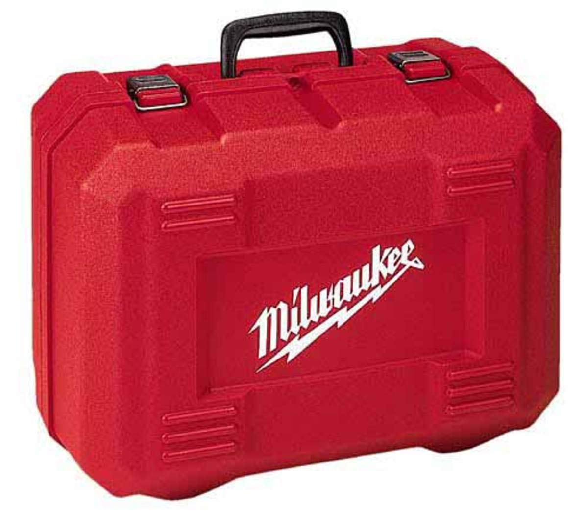 Milwaukee Rust Proof Plastic Red Carrying Case For Circular Saws, Package Size: 1 Each