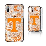 Keyscaper NCAA Tennessee Volunteers KCLRIX-0TEN-PAISL1 Apple iPhone Clear Case, iPhone X, Clear