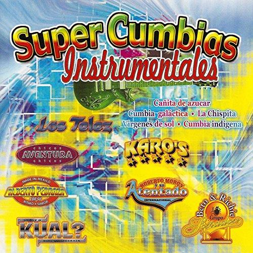 Super Cumbias Instrumentals