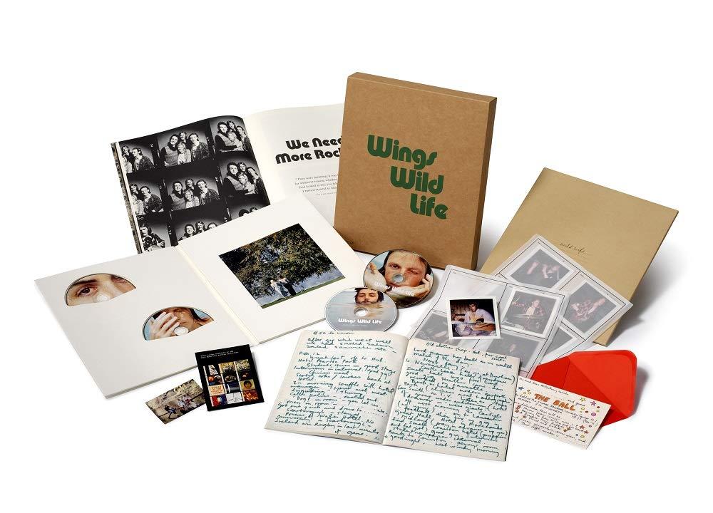 ウイングスワイルドライフ(デラックスエディション)(完全生産限定盤)(DVD付)
