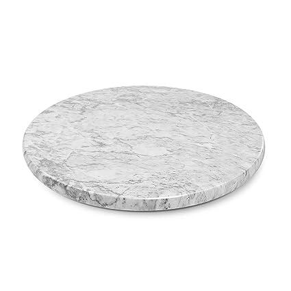 Amazon.com: Flexzion - Tabla de repostería de mármol ...
