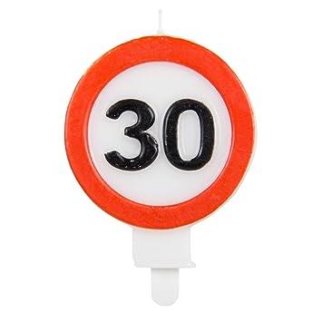número Vela * Tráfico cartel Número 30 *//Tráfico de ...