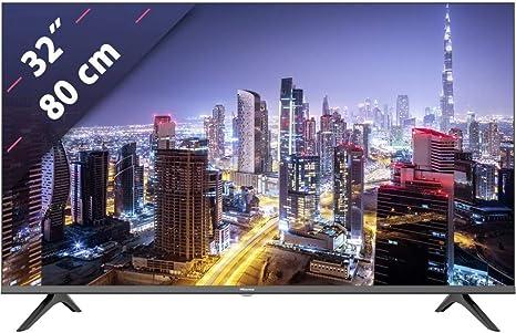 Hisense HD TV 2020 32A5600F - Smart TV Resolución HD, Natural Color Enhancer, Dolby Audio, Vidaa U 2.5 con IA, HDMI, USB, Salida Auriculares, Negro: BLOCK: Amazon.es: Electrónica