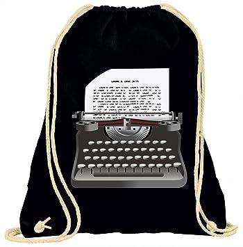 """Turn Bolsa """"Máquina de escribir de jahrgang de de entrada de Retro de"""