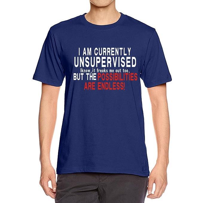 a04a8176a TWBB Camiseta de Manga Corta con Estampado de Camisetas para Hombre   Amazon.es  Ropa y accesorios