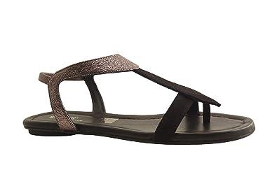 edff4dac4d9 Reqins ETI - Bernie - Sandale Salome - Noir  Amazon.fr  Chaussures ...