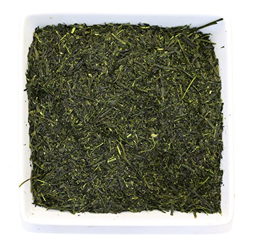 High Antioxidant Green Tea - Tealyra - Hibi Uji Gyokuro - Luxury Japanese Green Tea - Rich Umami - High Antioxidants Pure Green Tea - Medium Caffeine - 112g (4-ounce)
