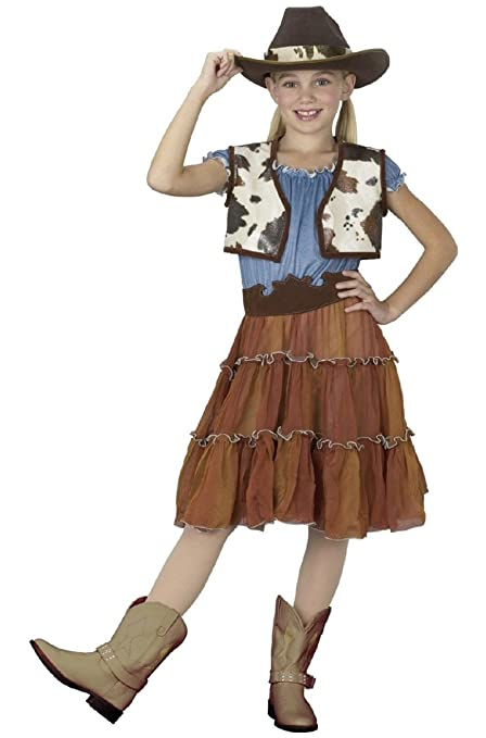 Fun World Cowgirl Small (4-6)