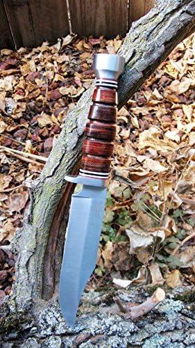 Elk Ridge Er-047 Fixed Blade Knife 12 Overall