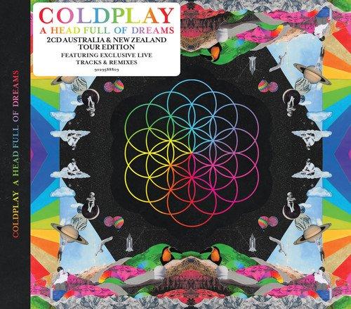 COLDPLAY: Head Full Of Dreams (Australian Tour Edition)