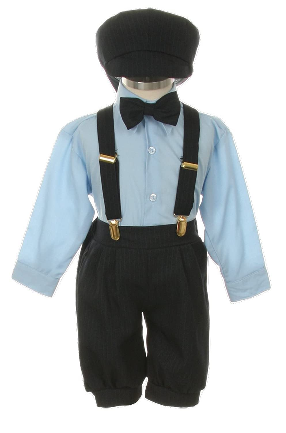Amazon.com: Vintage Dress Suit-Tuxedo Knickers Outfit Set Baby Boys ...