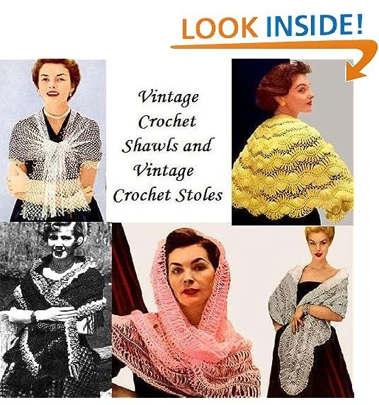 Crochet Shawl Pattern Amazon