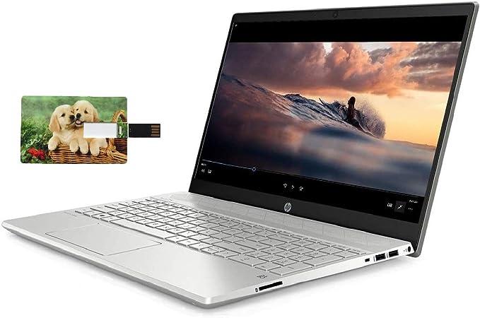 "HP Pavilion 15 Business Laptop Computer, 10th Gen Intel Quad Core i5-1035G1, 15.6"" HD IPS Touchscreen, 16GB RAM, 512GB NVMe M.2 SSD, Win 10 Pro, Wi-Fi 6, Bluetooth 5, Webcam, B&O Audio, USB-C, HDMI   Amazon"