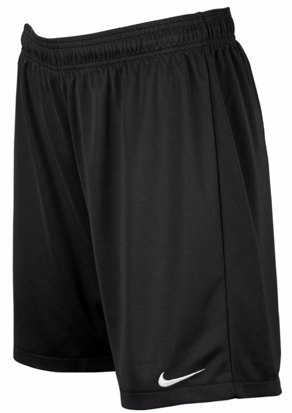 (ナイキ) Nike イコライザー サッカーショーツ レディース B00SN9XV5Q Large|ブラック ブラック Large