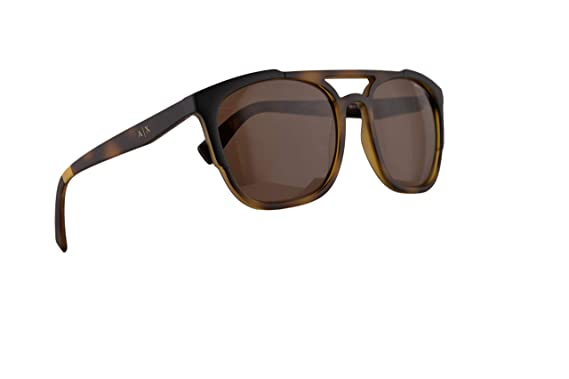 Amazon.com: Armani Exchange AX4076S - Gafas de sol (lente ...