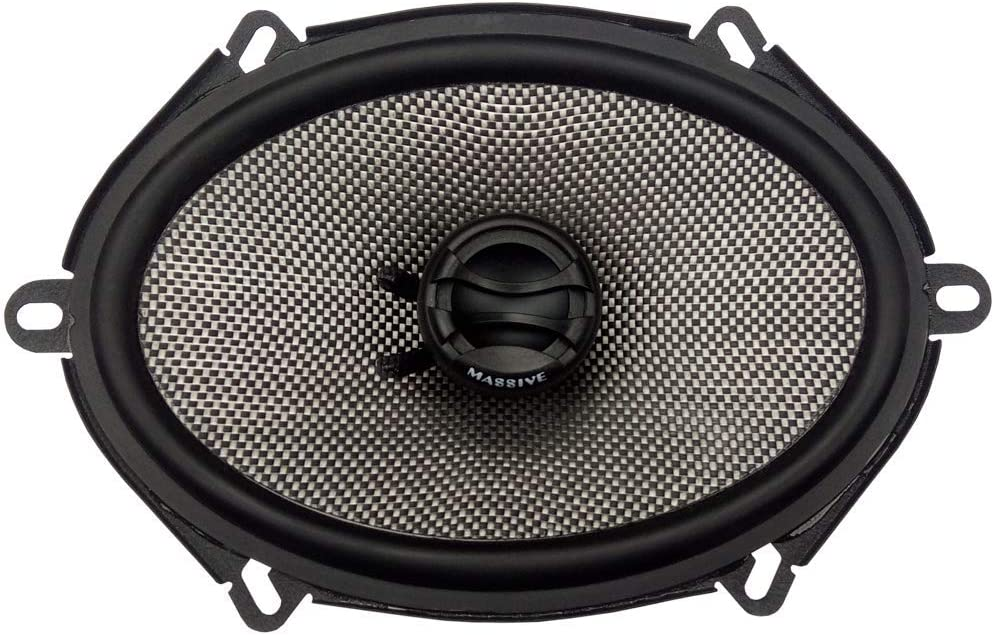 Massive Audio 5 Inch Speakers Group MK5, 5.25, 130w RMS, Pair