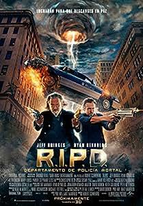 Departamento De Policía Mortal [Blu-ray]