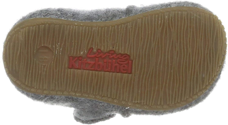 Living Kitzb/ühel Babyklett Chaussons Mixte Enfant Mit Sternenstick