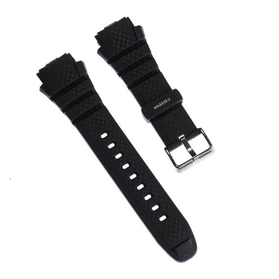 Calypso correa de reloj al aire libre PU pulsera-materiales para Calipso K5626 relojes: Calypso: Amazon.es: Relojes