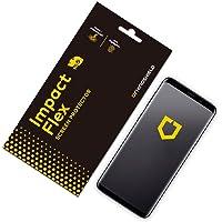 RhinoShield Protection écran [Anti-Chocs Flex] pour Samsung Galaxy S9 | Film Protecteur Flexible avec Technologie de Dispersion des Chocs