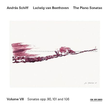 Andr S Schiff Beethoven The Piano Sonatas Vol 7 Sonatas Opp