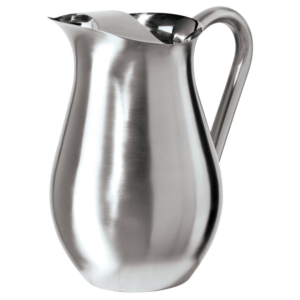 amazoncom  oggi stainless steel pitcher with ice guard  liter  - amazoncom  oggi stainless steel pitcher with ice guard  liter oggi stainlesssteel pitcher carafes  pitchers
