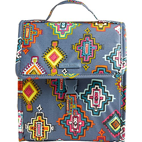 Vera Bradley Women's Lunch Sack Painted Medallions One Size