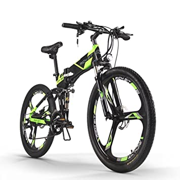 Bicicletta Eléctrico Bicicletta de montaña MTB hombres bici Ciclismo Rich Bit® RT860 36V*250W