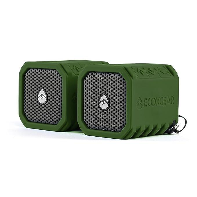 Review Outdoor Bluetooth Speaker, Green