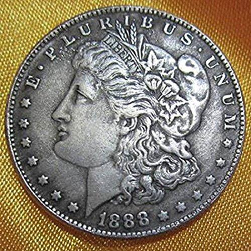 old coins-Coin Collecting-Silver Dollar USA Old Original Pre 1921 Morgan Dollar-Morgan Silver Dollars