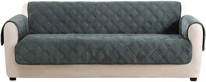 SurefitTriple Protection Furniture Cover, Sofa, Teal