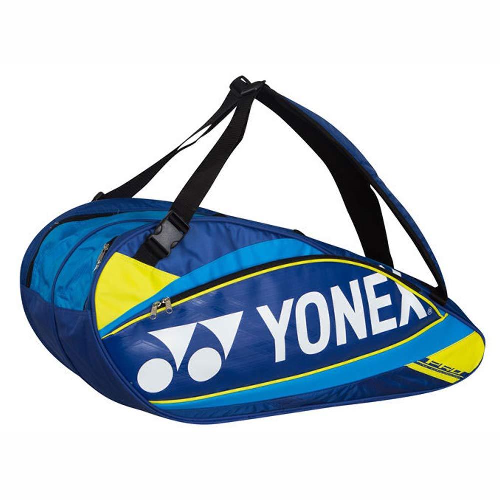 『1年保証』 ヨネックス Two-Stage BAG9526EXテニスバドミントンスカッシュラケット2段袋 YONEX BAG9526EX Tennis YONEX Badminton Squash ブルー Racket Two-Stage Bag [並行輸入品] B07LF9LTW6 ブルー ブルー, 自転車通販 voldy.collection:d3f2a1c8 --- ballyshannonshow.com