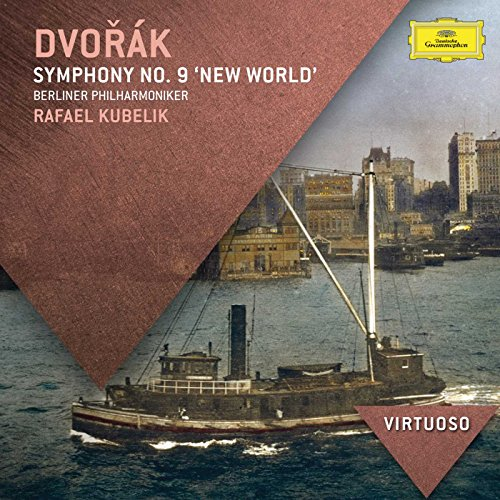 dvorak symphonies kubelik - 7