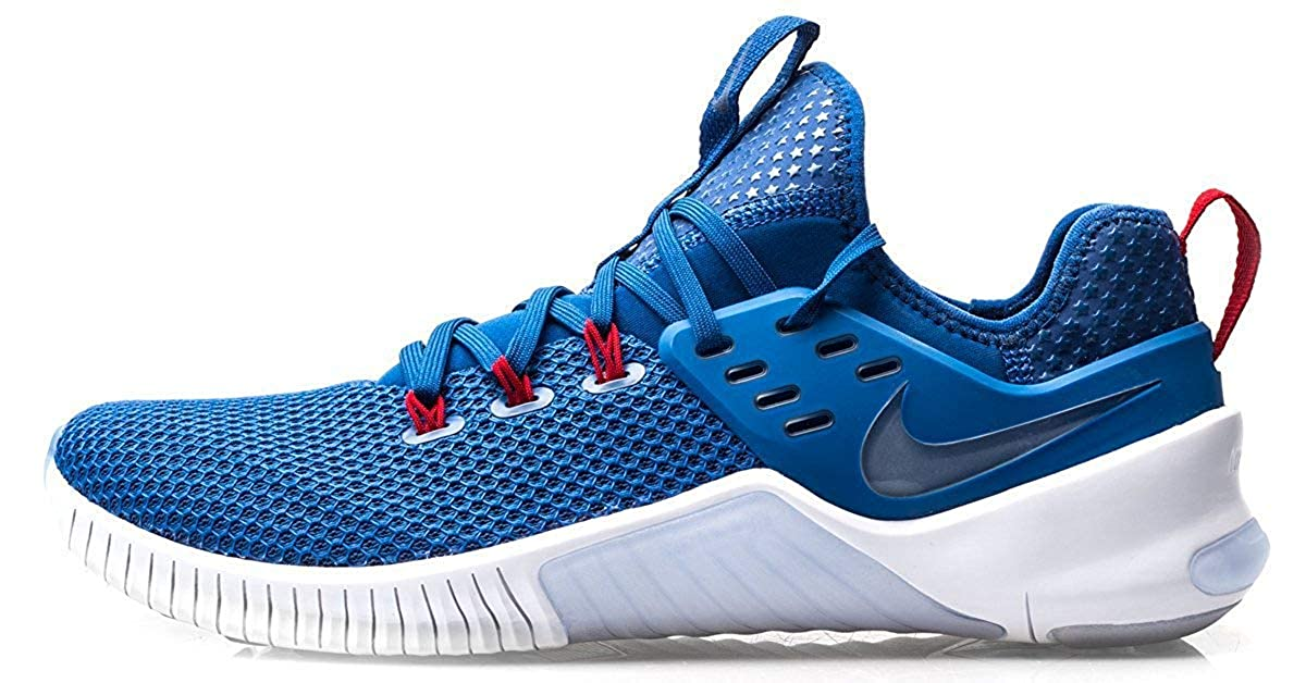 [ナイキ] メンズ 12.5 D(M) US Gym Blue/Gym Blue-white-team Red B0761XYQB5