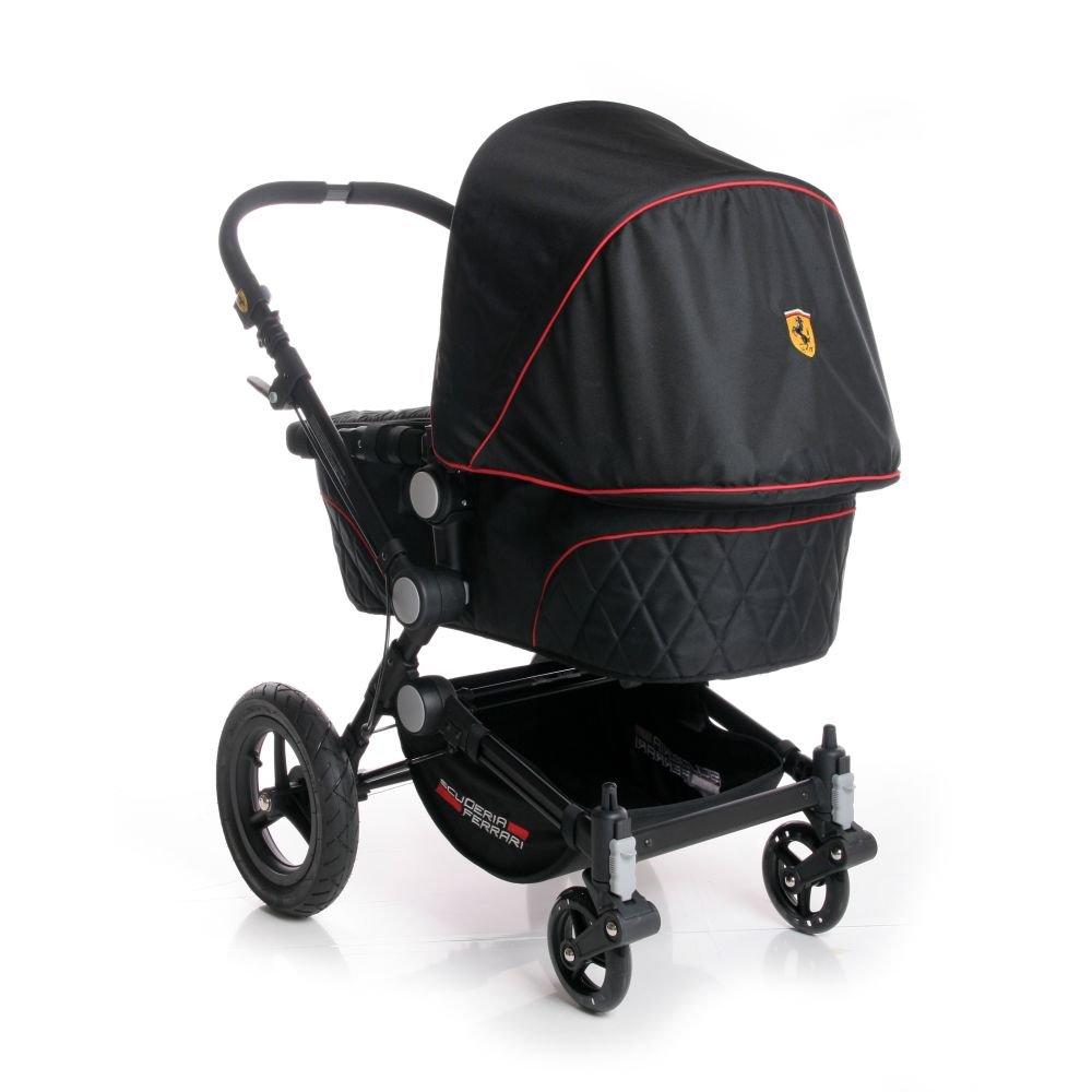 Ferrari fe121-165-156 Beebop Gran Tourismo - Cochecito de bebé combi, color negro: Amazon.es: Bebé