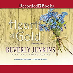 Heart of Gold Audiobook